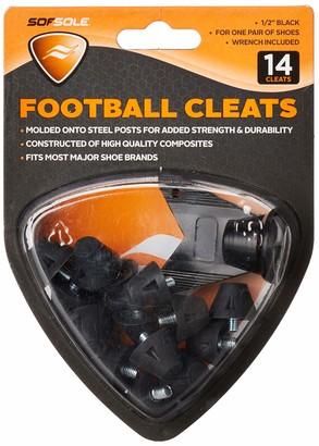 Sof Sole Nylon Football Cleat (1/2-Inch)