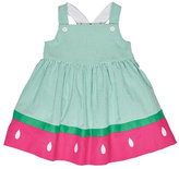 Florence Eiseman Watermelon Seersucker Dress