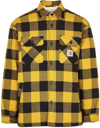 Carhartt Wip WIP Merton Checked Cotton Overshirt