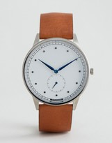 Hypergrand Signature Tan Leather Watch