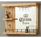 ECI Corona Wall Bar with Wine Storage Furniture