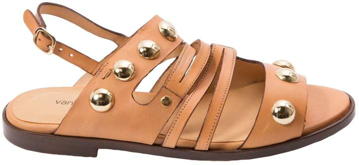 Vanessa Bruno Leather sandals