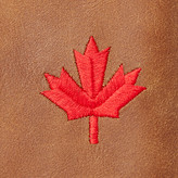 Roots Maple Leaf Top Zip Pouch