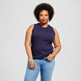 Ava & Viv Women's Plus Size Rib Tank Top