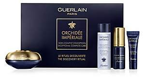 Guerlain Women's Orchidee Imperiale Discovery Ritual 4-Piece Set - $366 Value