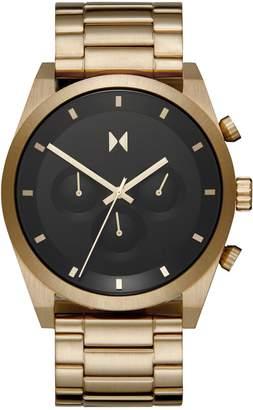 MVMT Element Chrono Stainless Steel Bracelet Watch