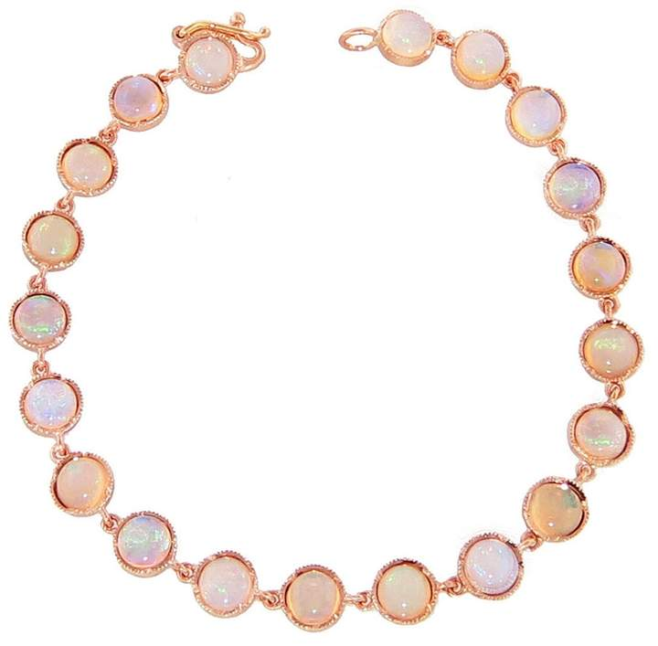 Irene Neuwirth Crystal Opal Bracelet - Rose Gold
