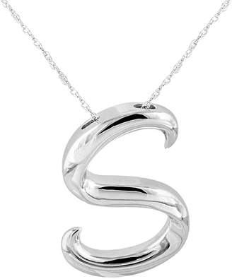 Distributed By Target Women' terling Alphabet '' Pendant