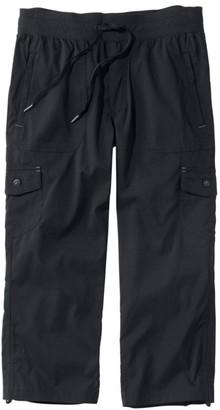 L.L. Bean Women's Vista Camp Pants, Cropped