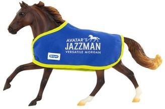 Breyer Traditional Series Avatar's Jazzman Horse Toy Figure Model - 1:9 Scale