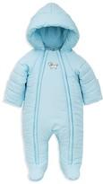 Little Me Infant Boys' Puppy Puffer Pram Suit - Sizes 3/6-6/9
