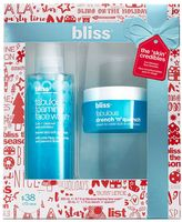 Bliss The Skin Credibles 2-pc. Foaming Face Wash & Drench 'N' Quench Gift Set