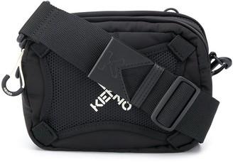 Kenzo Logo-Printed Camera Bag