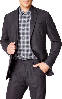 Good Man Brand Slim Fit Solid Wool Sport Coat