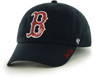 '47 Women's Boston Red Sox Sparkle Adjustable Cap