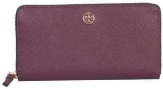 Tory Burch Robinson Zipped Continental Wallet