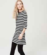 LOFT Ahoy Stripe Dress