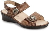 Finn Comfort Women's 'Alanya' Sandal