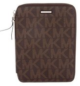 MICHAEL Michael Kors Leather Logo iPad Case
