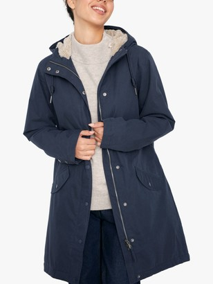 Seasalt RAIN Collection Plant Hunter 2 Parka Jacket