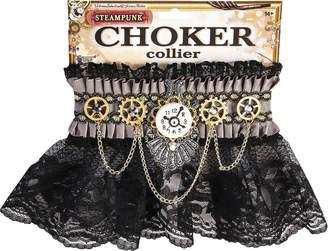 Forum Novelties Forum Women's Steampunk Costume Choker