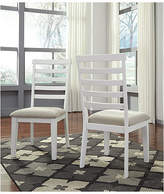 Signature Design by Ashley Set of 2 Gardome Upholstered Dining Side Chairs