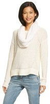 Mossimo Women's Pullover with Snood Junior's)