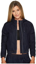Puma Denim T7 Track Jacket Women's Coat