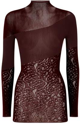 Wolford Poison Dart Pullover Top