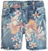 Gap FLORAL BERMUDA Denim shorts multicolor