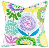 Crayola Pointillist Throw Pillow