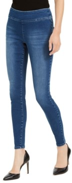 INC International Concepts I.n.c. Pull-On Denim Jeggings, Created for Macy's