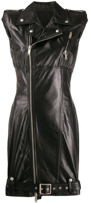 Unravel Project Sleeveless Biker Dress