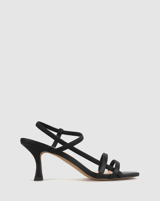betts Women's Strappy sandals - Linear Bare Stiletto Sandals - Size One Size, 5 at The Iconic