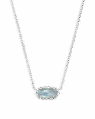 Icons Kendra ScottKendra Scott Elisa Pendant Necklace in Silver