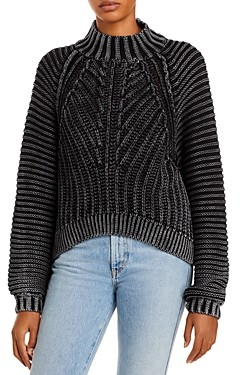 Free People Sweetheart Ribbed Sweater
