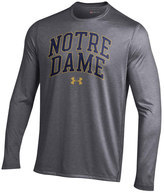Under Armour Men's Notre Dame Fighting Irish Logo Tech Tee