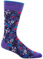 Duchamp Charm Floral Socks