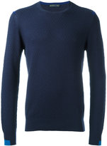 Etro crew neck jumper - men - Cotton/Cashmere - S