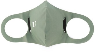 U-Mask Logo Print Face Mask