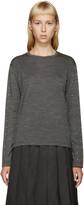 Junya Watanabe Grey Studded T-shirt