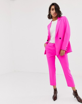 Custom Made Custommade Adia pink suit pants