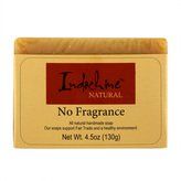 Smallflower No Fragrance Soap by Indochine Natural (4.5oz Soap Bar)