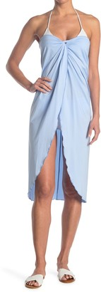 Soluna Clear Skies Cover-Up Maxi Skirt Dress