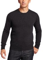 Williams Cashmere Men's Crew-Neck Sweater