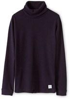 Petit Bateau Adults unisex wool roll-neck pullover
