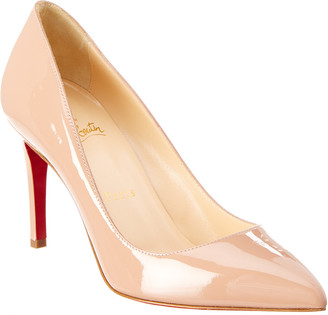 Christian Louboutin Pigalle 85 Patent Pump