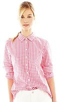 JCPenney Joe FreshTM Gingham Shirt