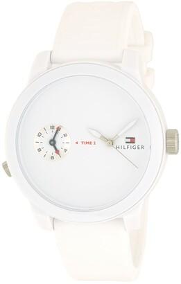 Tommy Hilfiger Men's Denim Sport Watch, 42mm