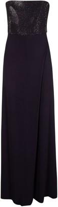 Emporio Armani Back Long Zip Dress